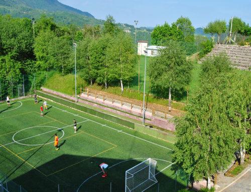 Calcio, calcetto e pallavolo
