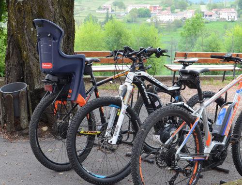 Ciclismo, Mountain Bike e noleggio E-Bike